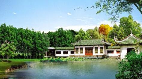 Kim Ngưu tân quán Thành Đô Tứ Xuyên (成都宾馆金牛)
