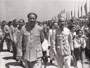 Mao Trạch Đông – Hồ Chí Minh