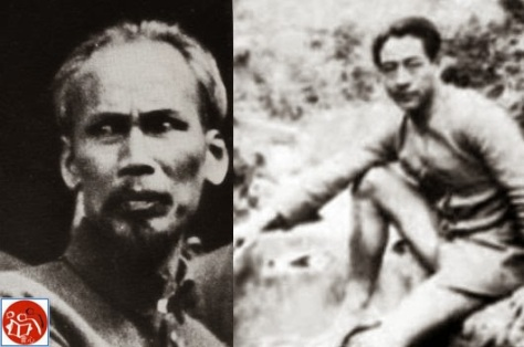 Hai gián điệp nổi tiếng nhất của Trung Cộng, Hồ Chí Minh sống ở Việt Nam, Hồ Đề sống ở Bắc Triều Tiên. Nguồn: tài liệu ảnh Huỳnh Tâm.