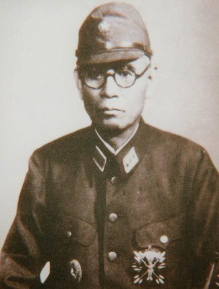 """Tổng tư lệnh quân đội Nhật Bản, Cương Thôn (Okamura-冈村) điều động khoản 50.000 binh lính đánh phá những tụ điểm đồn lũy của """"Bát Lộ Quân (八路军) Trung Quốc. [3]"""