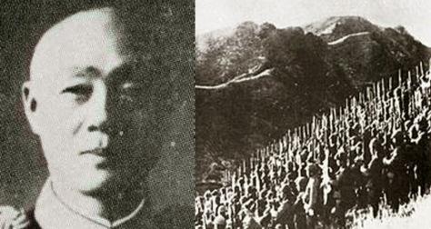 Trung tướng Nham Tùng Nghĩa (Yoshio Iwamatsu岩松义雄) và đại quân Nhật Bản tại Trung Quốc. Nguồn: Tương Quân (将军). [4]