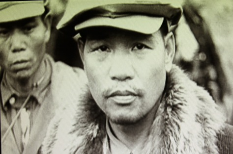 Chân dung tình báo DTT347 năm 1965. (Giám đốc Tý, luyện kim gang-thép Lưu Xà, tỉnh Thái Nguyên). Nguồn: DTT347 cung cấp.