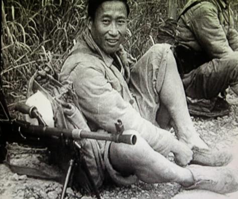 Tình báo cụm DK218 Hoa Nam xâm nhập Việt Nam 1954. (Thứ trưởng Bộ Cơ Khí và Luyện KimViệt Nam). Nguồn: DK218 cung cấp.