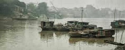 Điểm nối Sông Cầu tỉnh Thái Nguyên. Ảnh: Huỳnh Tâm.