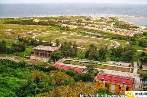Thành phố đảo, Vịnh Bạch Long Vĩ thuộc lãnh hải của Trung Quốc. Nguồn: Hành chính tỉnh Quảng Đông.
