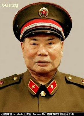 Tư lệnh phó, Đại tướng Yang Dezhi (杨得志) Dương Đắc Chí. Nguồn: Hoa Chí Cường