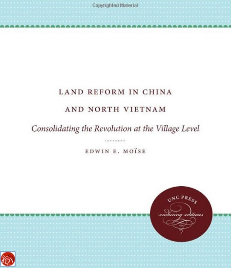 Articles. Land Reform in China and North Vietnam: Consolidating the Revolution at the Village Level. Nguồn: tài liệu Huỳnh Tâm.