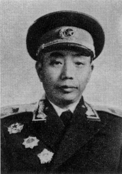 Thiếu Tướng Trương Hải Đường ( Zhang hai Tang- 张海棠 ). Nguồn: Nhất Biến.