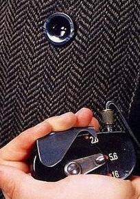 Miniature máy ảnh của điệp viên. Nguồn: Nhất Biến.