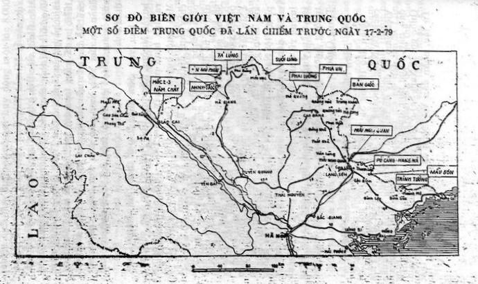 1940˗1969 Hồ Chí Minh đã triều cống từ đấy lãnh thổ của Việt Nam cho nhà Hán. Nguồn: THX.