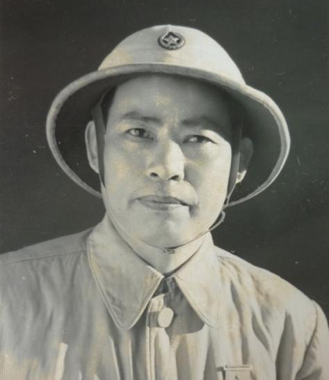 Chu Văn Tấn (Zhu Wenjin-朱文晋)