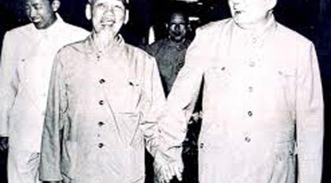 HỒ CHÍ MINH-MAO TRẠCH ĐÔNG VÀ SỰ NGHIỆP GIÁN ĐIỆP TẠI VIỆT NAM (1945 – 1969)