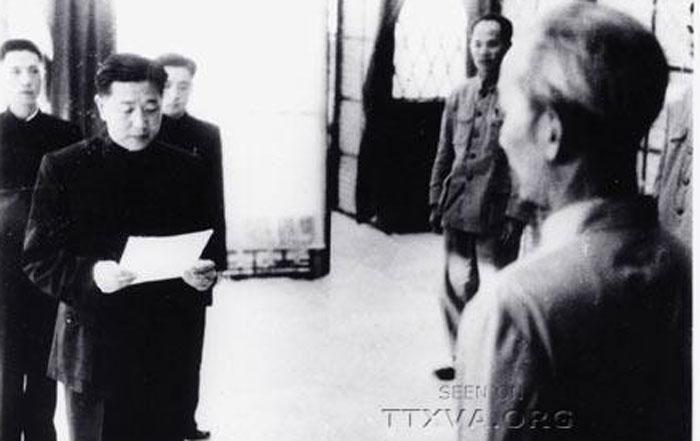 HỒ CHÍ MINH-MAO TRẠCH ĐÔNG VÀ SỰ NGHIỆP GIÁN ĐIỆP TẠI VIỆT NAM (1945 – 1969) – KỲ 4