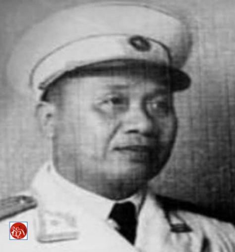 Trương Bội Công (Zhang Peigong-張佩公). Nguồn: tài liệu Huỳnh Tâm.