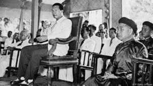 Trong ngày 11/3/1945, vua Bảo Đại tuyên bố hủy bỏ Hòa ước Patenôtre ký với Pháp năm 1884 cùng các hiệp ước bảo hộ và từ bỏ chủ quyền khác, khôi phục nền độc lập của đất nước, thống nhất Bắc Kỳ, Trung Kỳ và Nam Kỳ. Đây là thời điểm lịch sử của dân tộc Việt Nam.