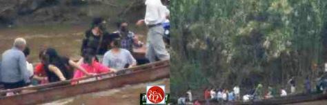 Hai bên đơn giản hóa qua nhiều thủ tục nhập cảnh, xuất cảnh, ghe thuyền đưa người Trung Quốc đi buôn lậu có tổ chức, nhập cư bất hợp pháp. Nguồn: Tài liệu ảnh lưu: Huỳnh Tâm.
