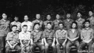 Báo Tuổi Trẻ Hanoi đăng hình quân nhân Bắc Triều Tiên đến giúp Hanoi trong thời chiến tranh Việt Nam