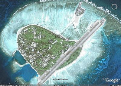 Đảo Phú Lâm (Paracels) . Nguồn: Tài liệu ảnh lưu: Huỳnh Tâm.